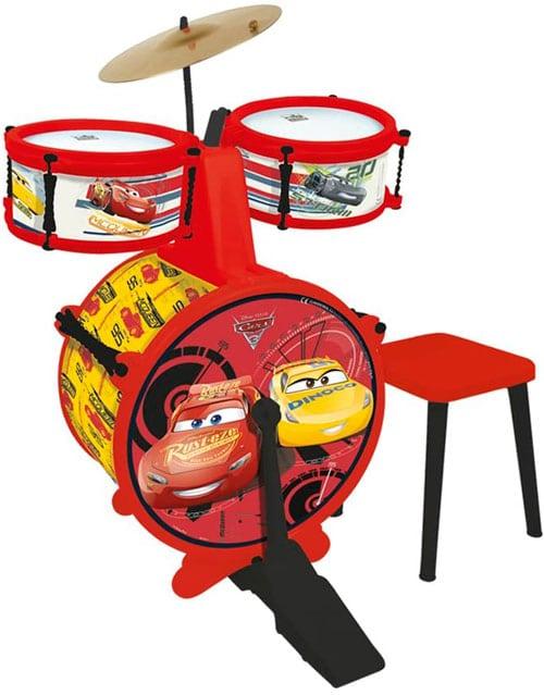 bateria-infantil-cars
