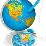 clementoni globo terraqueo interactivo 55117