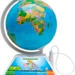 globo terraqueo interactivo oregon scientific sg 268 r