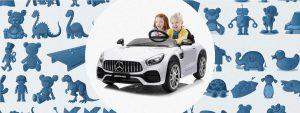 mejores coches electricos para niños
