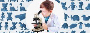 mejores microscopios para niños
