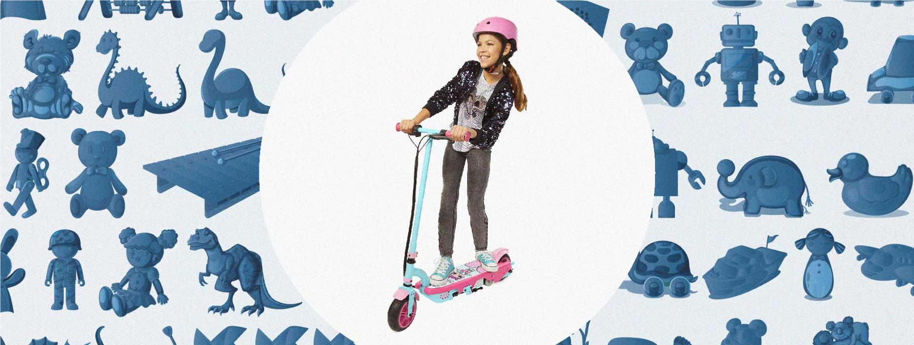 mejor patinete electrico para niños