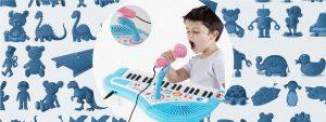 mejores pianos para niños